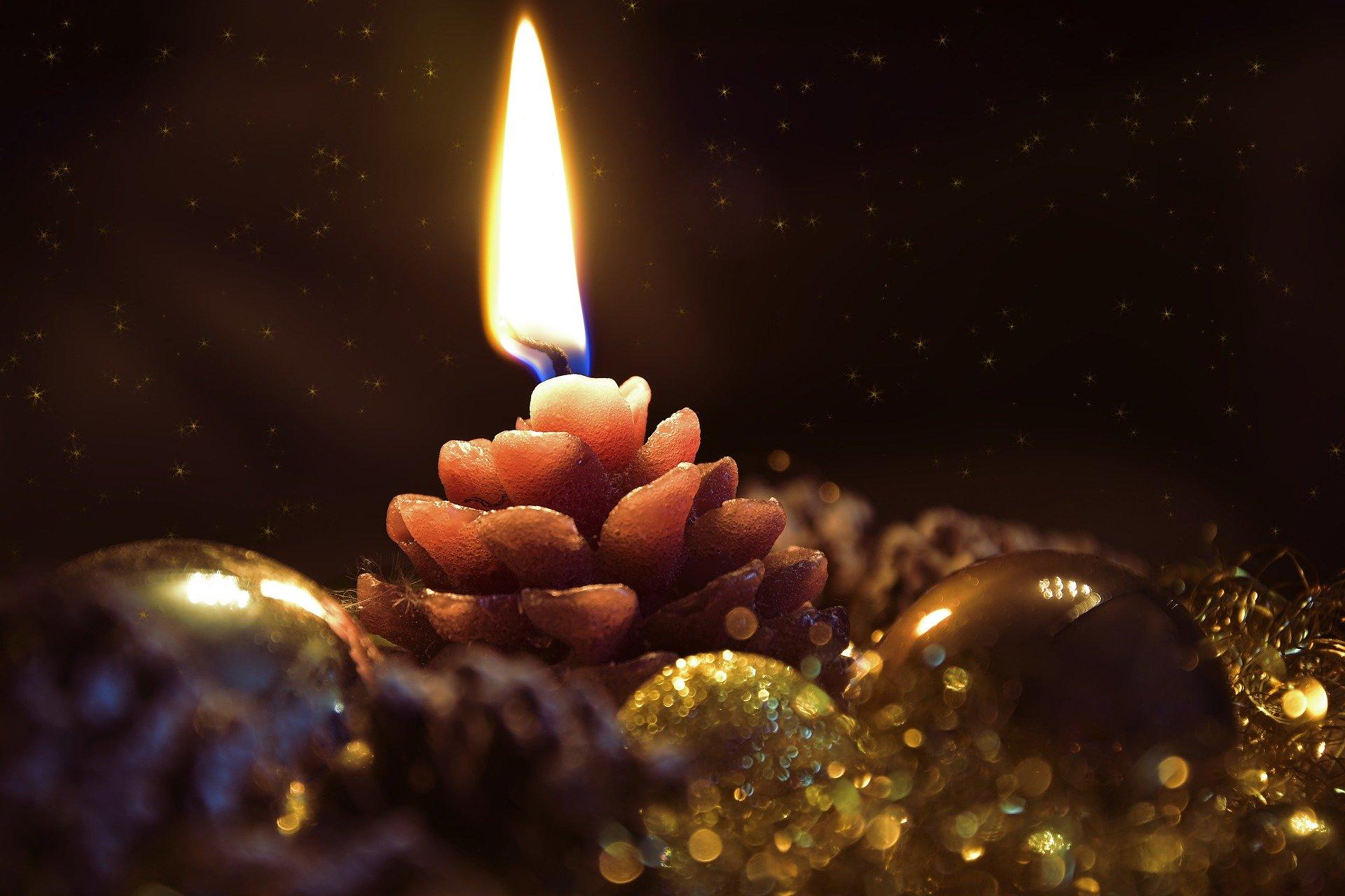 Kerzen als echte Lichtblicke