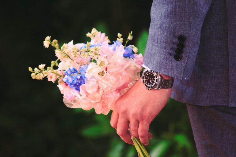 Die Kraft der Worte außer den Blumen